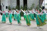 На площади перед Свято-Троицким кафедральным собором г. Покровска прошел праздничный концерт «Святая Троица»