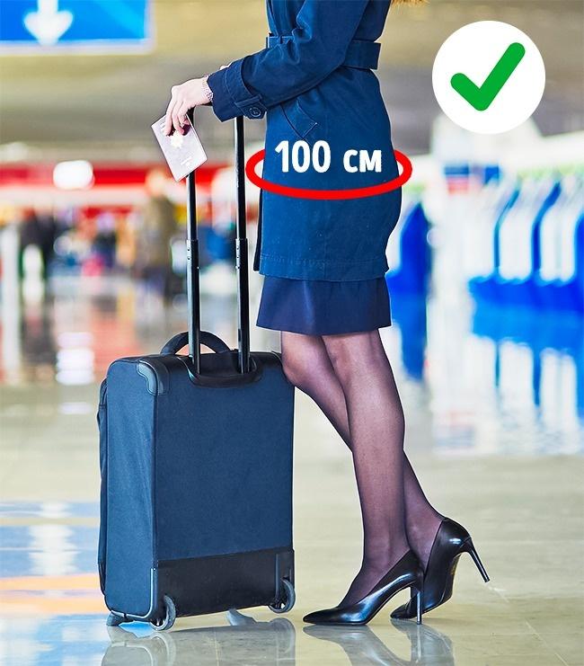 В стюардессы берут только избранных