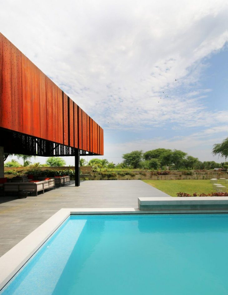 Casa N by Cheng Franco Arquitectos