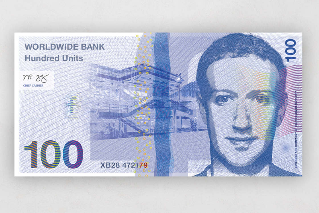 What if the famous brands had their own currencies? (17 pics)