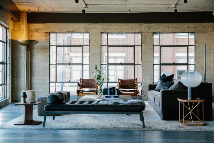 Arts District Loft by Marmol Radziner