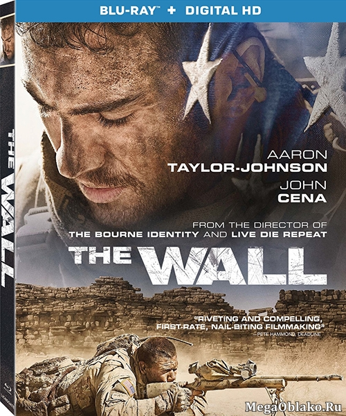 Стена / The Wall (2017/BDRip/HDRip)