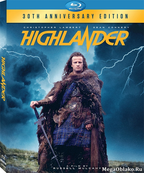 Горец [Режиссерская версия] / Highlander [Director's Cut] (1986/BDRip/HDRip)