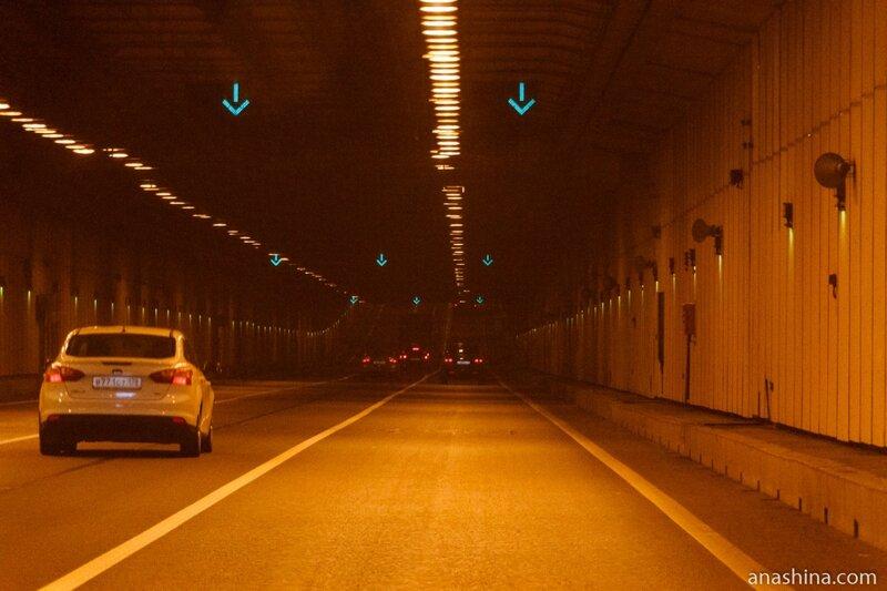 Тоннель под фарватером, Кронштадт, Санкт-Петербург