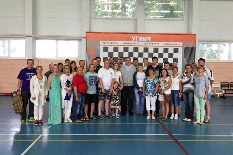 Сергей Шляпников посетил ДЮСШ города Углича
