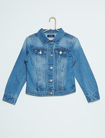 VC641 Джинсовая куртка - голубой