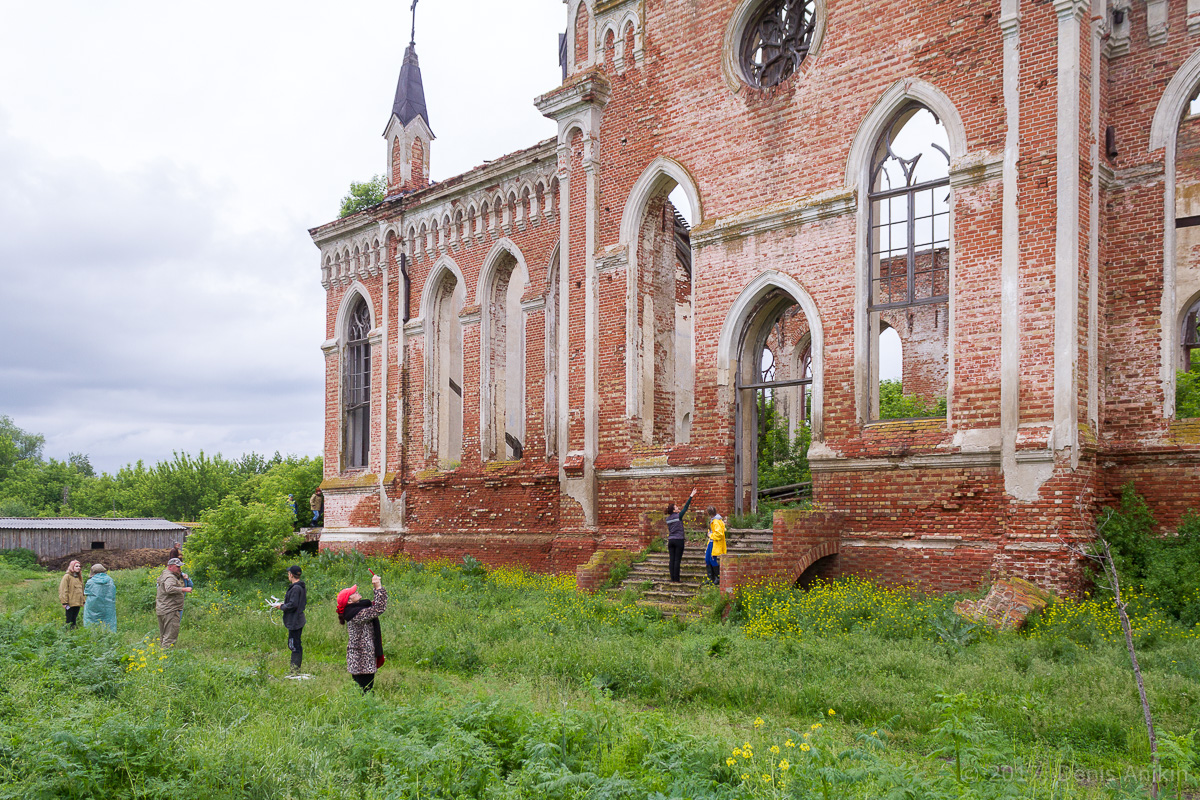 Церковь в Каменке фото 3