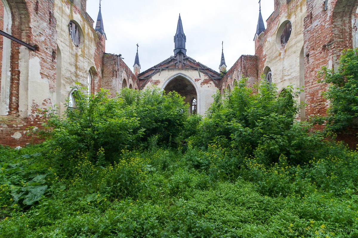 Церковь в Каменке фото 5