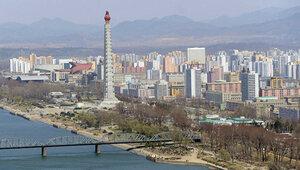 Южнокорейские участники встречи разделённых Корейской войной семей направились в КНДР
