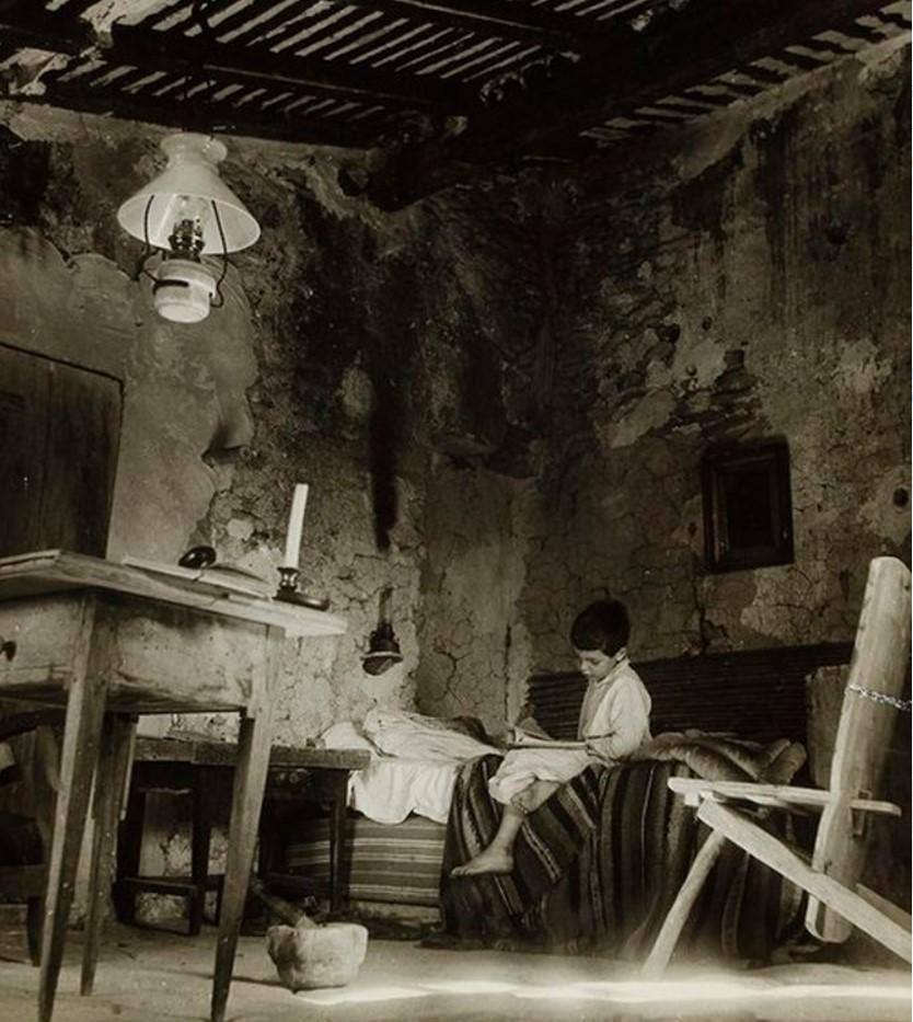 1948. Винсент в фермерском домике. Горд