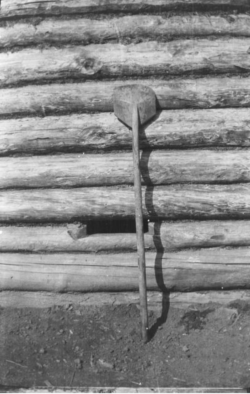 Камасская лопата
