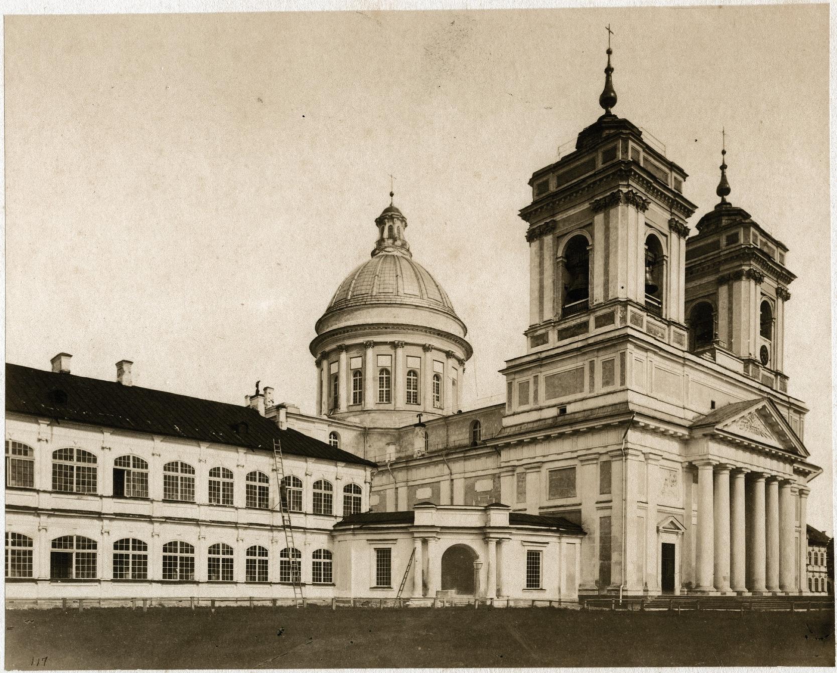 1865. Александро-Невская лавра
