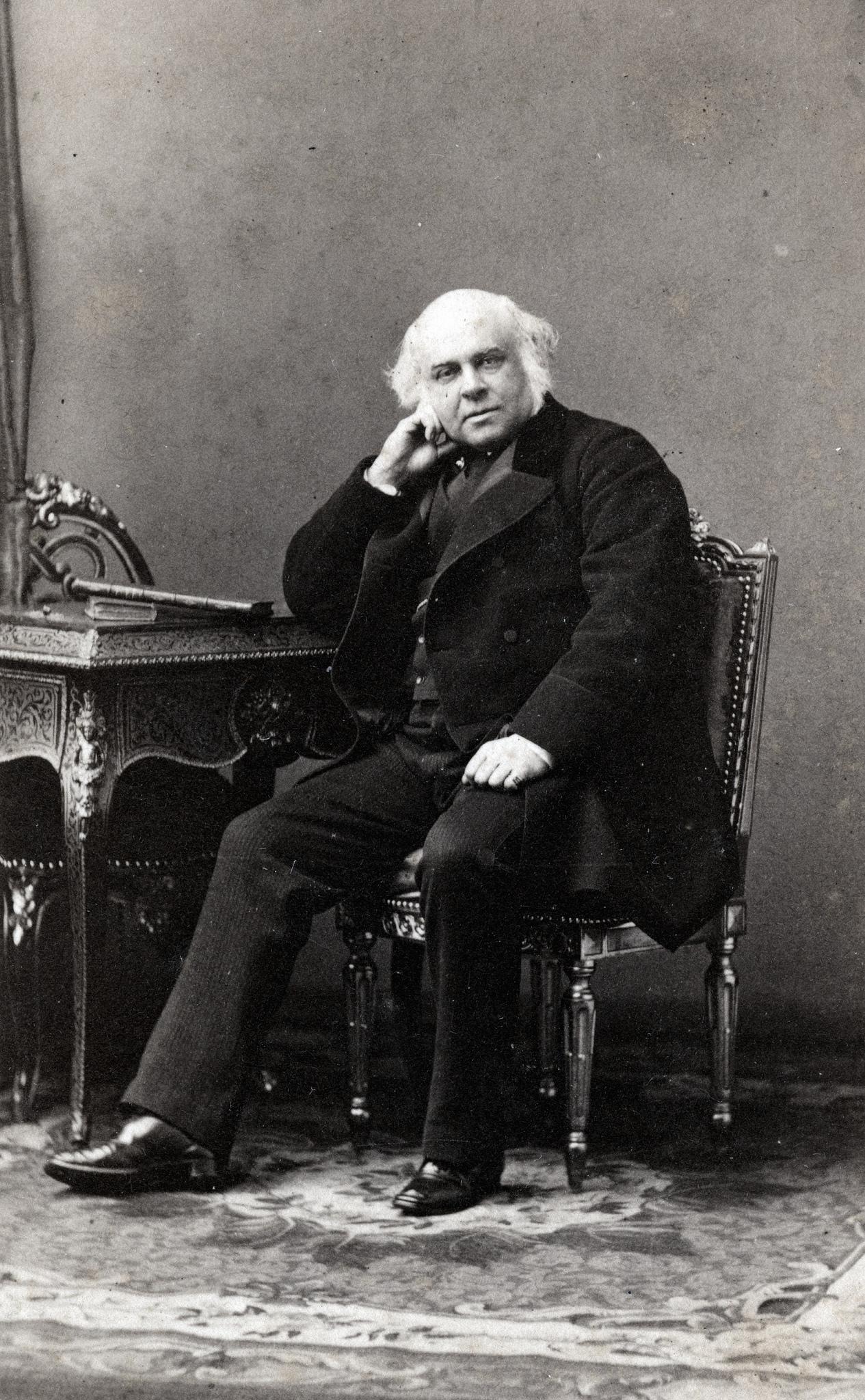 1860. Джеймс Брюс, 8-й граф Элгин