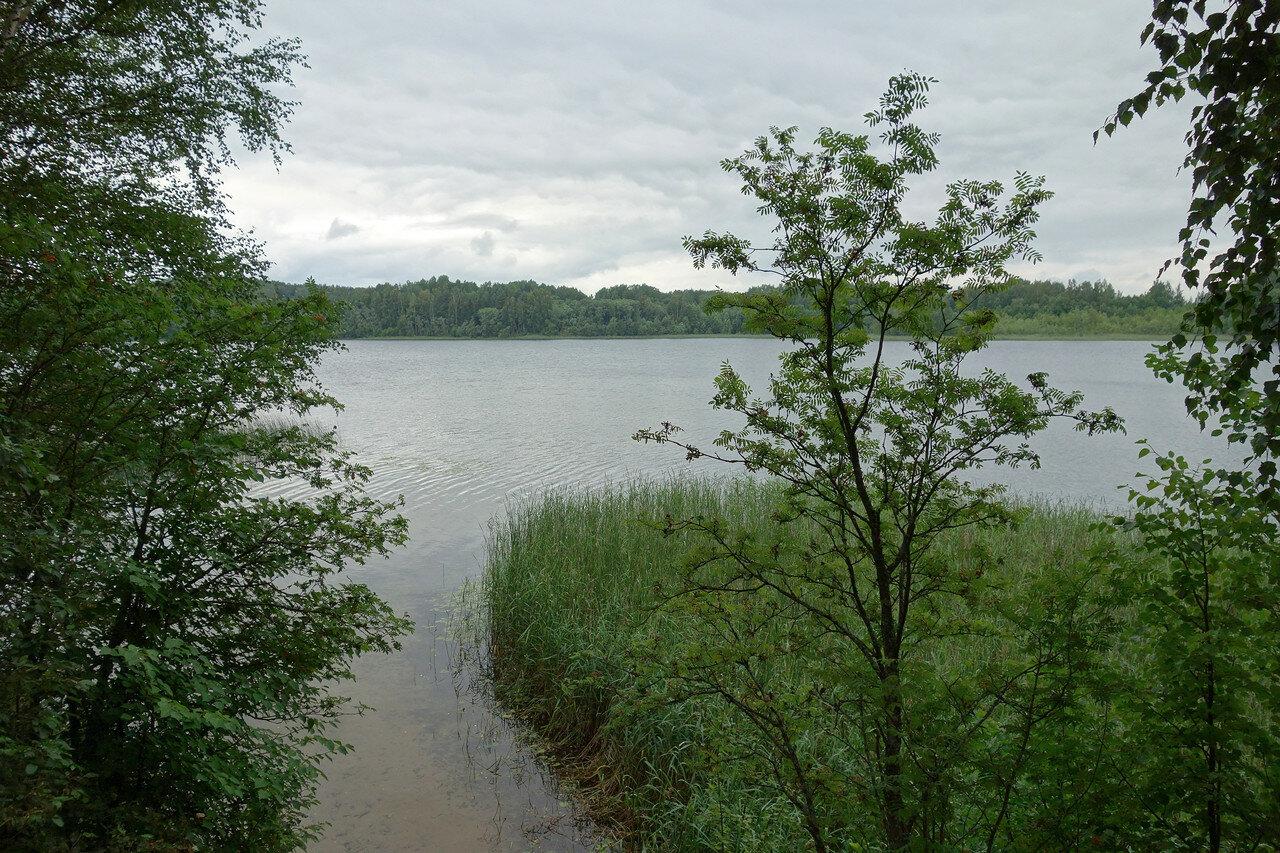 озеро Укрыто