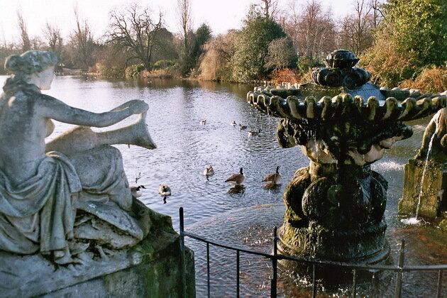 Гайд-парк. Лондон