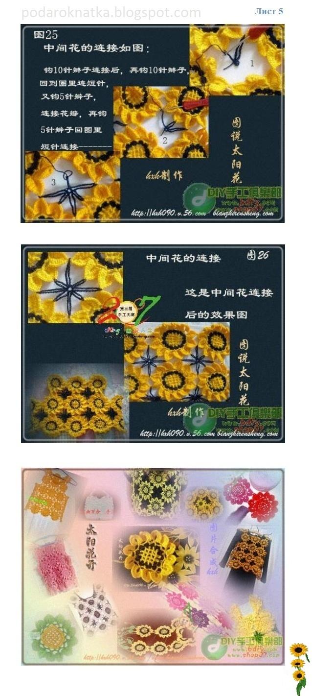 Описание: Вязание крючком мотивов с цветами. пончо крючком для малышки, пошаговое фото и ов крючком.