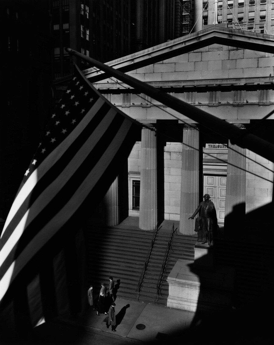1933. Здание казначейства
