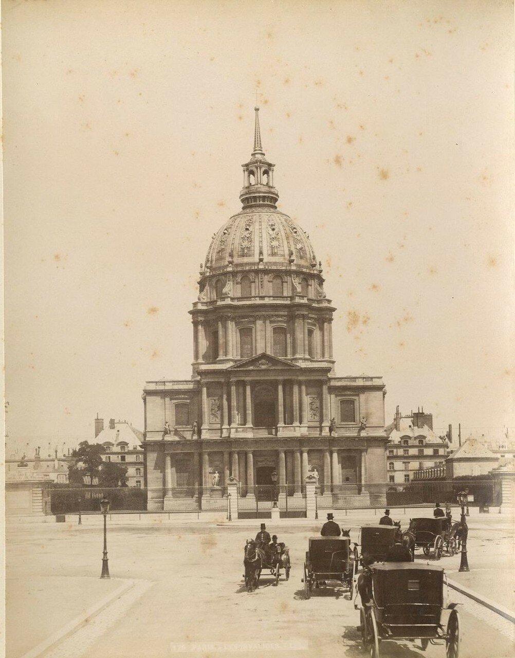 1880-е. Дом Инвалидов