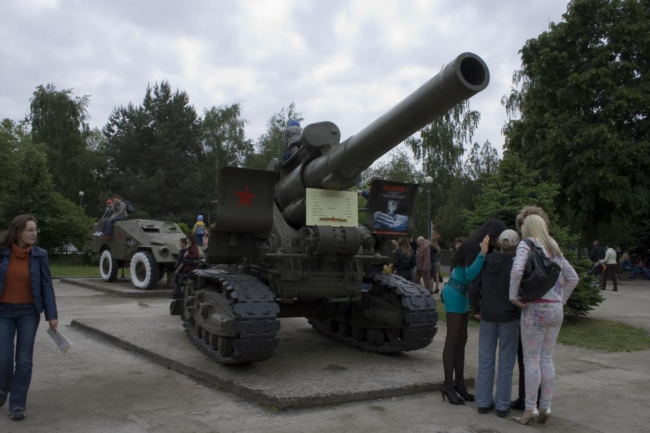 подводная лодка в парке 30-летия победы краснодар