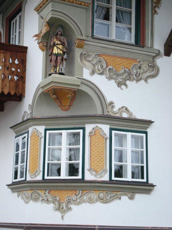 Старинный тирольский домик