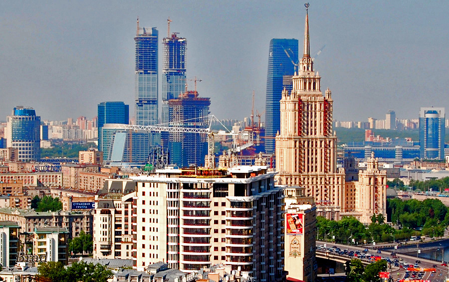 Moscow Citi International Business Center