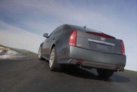 CTS-V 2009-го модельного года