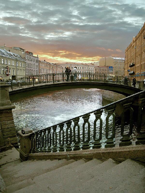 Санкт-Петербург ( 26 фото.