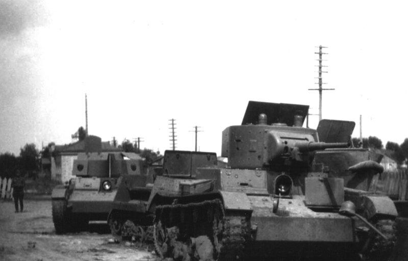 T-20 Komsomolets / T-26