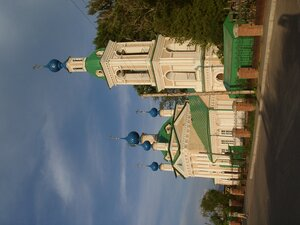Церковь Дмитрия