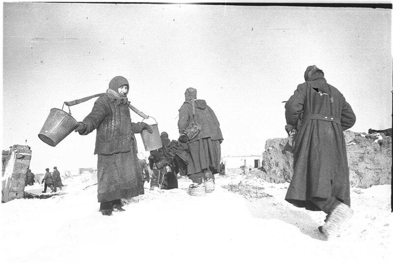 пленные немцы, немецкие военнопленные, немцы в плену, Сталинградская битва, сталинградская наука, битва за Сталинград
