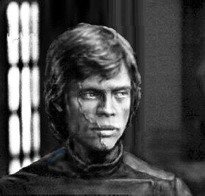 """Люк Скайуокер :"""" В Тенях и Темноте"""""""