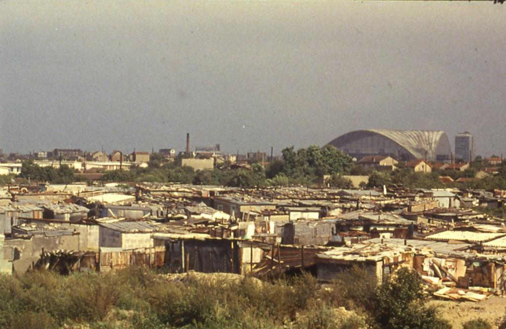 Париж. Дефанс. 1961 год