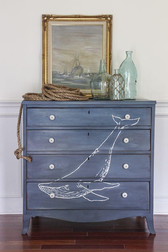 кит комод декор