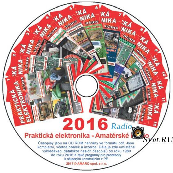 Prakticka Elektronika A Radio CD 2016