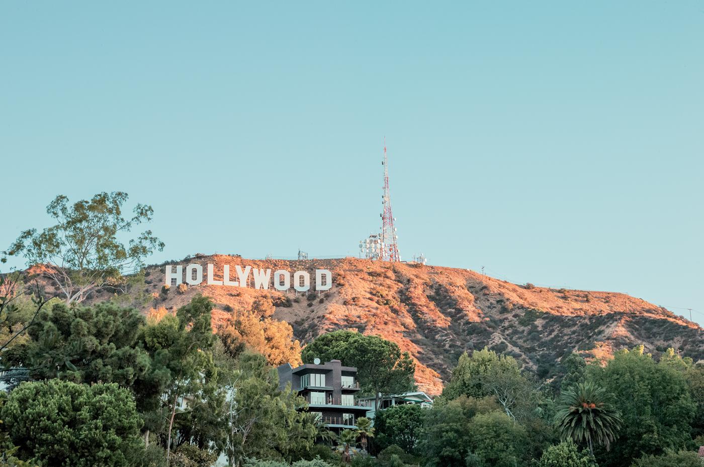 LOS ANGELES CALIFORNIA / фото Ludwig Favre