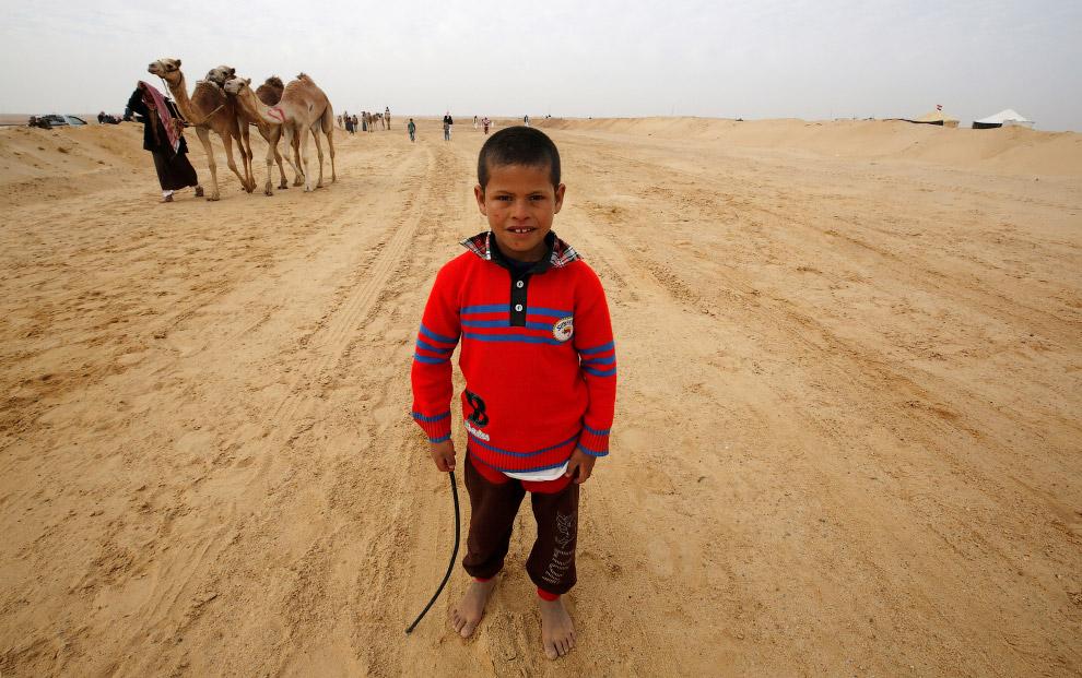 4. Старт! (Фото Amr Abdallah Dalsh | Reuters):
