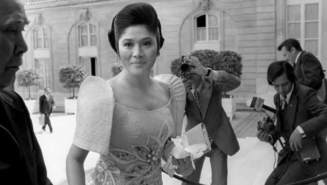 Имельда Маркос Имельда Маркос, вдова 10-го президента Филиппин, еще одна первая леди, известная свои