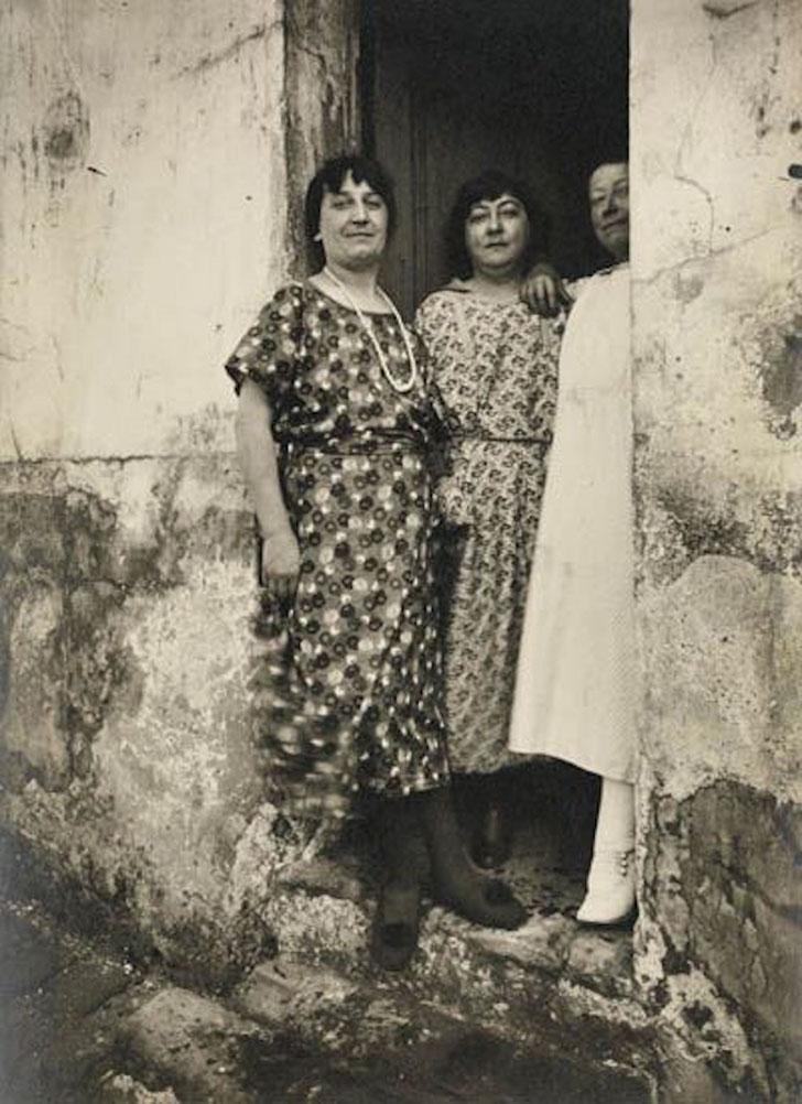 «Рю Асселин», 1924-1925 годы.