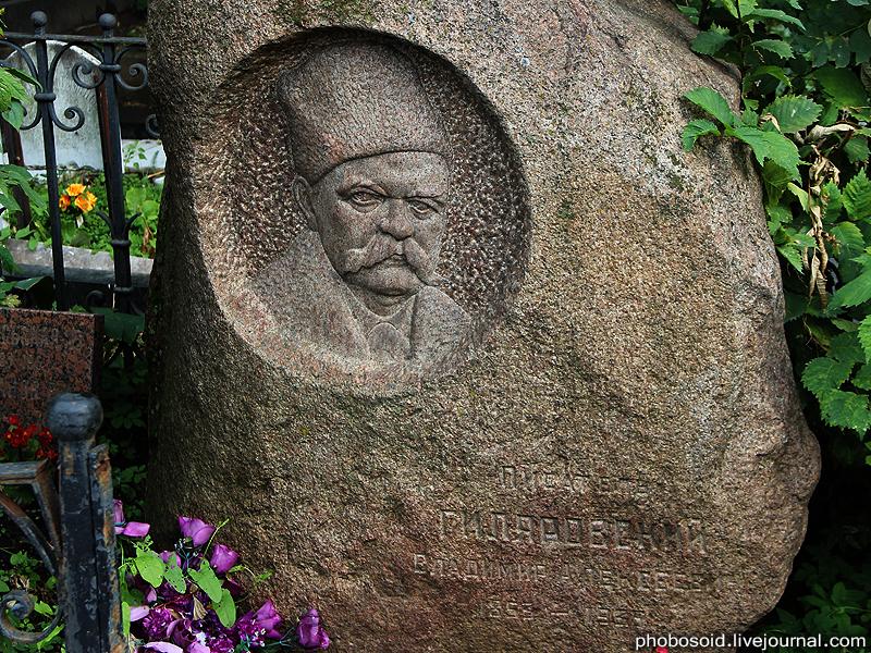 8. Гиляровский Владимир Алексеевич — (8 декабря (26 ноября) 1855, имение в Вологодской губернии — 1