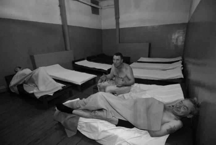 Советские вытрезвители — бессмысленные и беспощадные (6 фото)