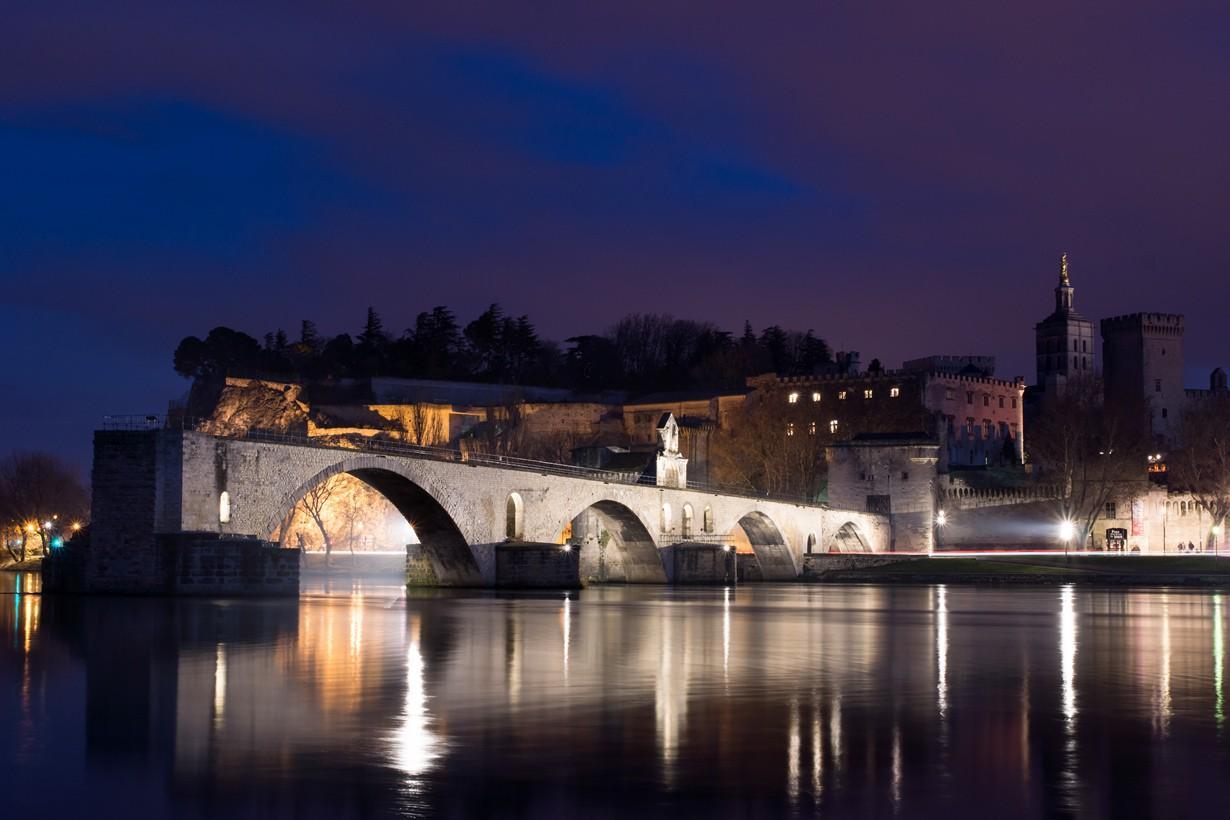 25. Авиньон. Мост Сен-Бенезе. (mout1234) Напоминаем, что Fotojoin.ru есть в Twitter , Facebook , Вко