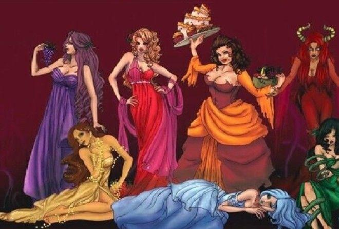 7 женских грехов, которые мужчины не терпят и не прощают (4 фото)