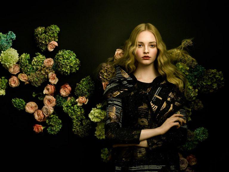 Оливия Хамилтон в Harper's Bazaar Vietnam