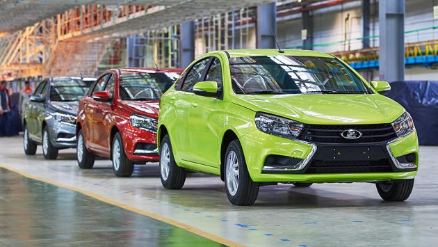 Русский волжский автомобильный завод закончил поставки в государство Украину