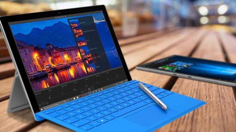 Microsoft Surface Pro 5 засветился вглобальной web-сети