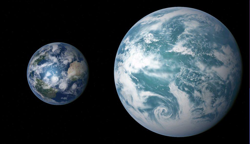 Водородные извержения вулканов могут увеличить обитаемость экзопланет— Ученые