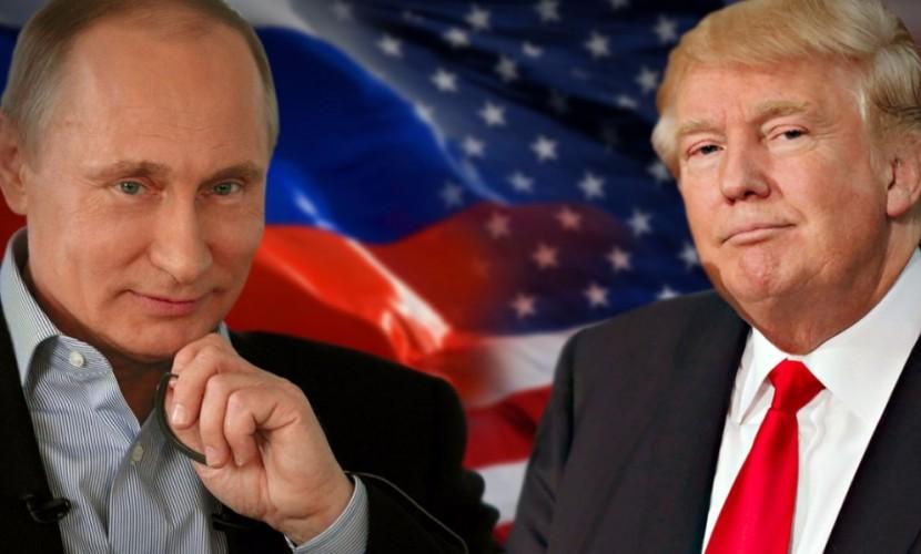 ВМИД РФ неисключили встречи В. Путина иТрампа досередины лета