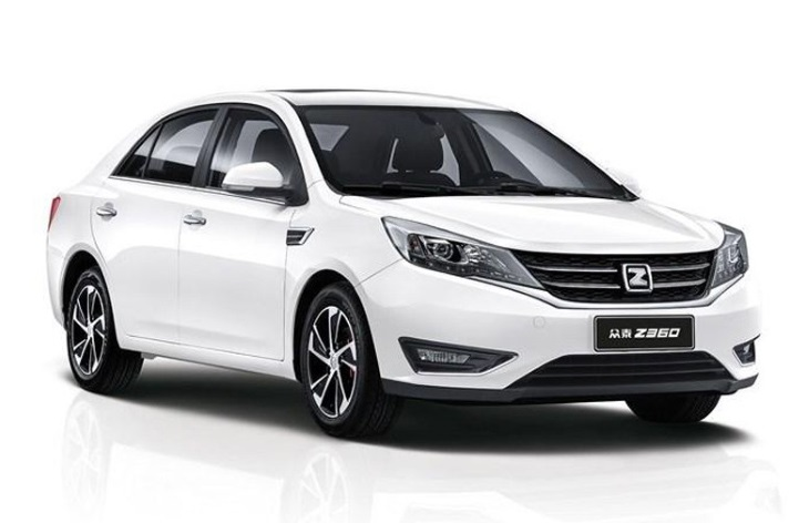 Начинаются продажи седана Zotye Z360