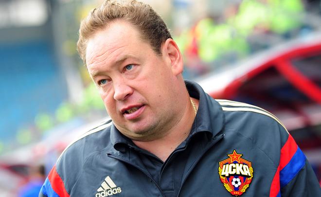 Слуцкий: «Сейчас проект Абрамовича в русском футболе— это я»