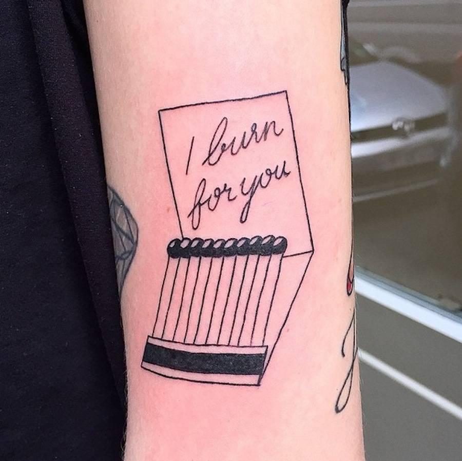 30. Cool Tattoos by Paris Tattoo Club .